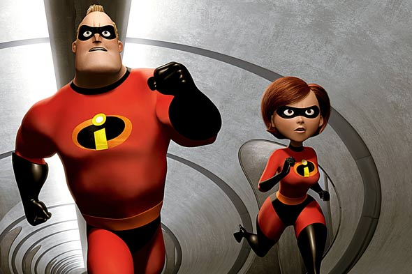 Helen Parr, The Incredibles