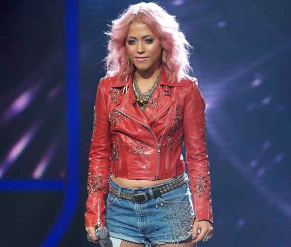 Amelia Lily on X Factor