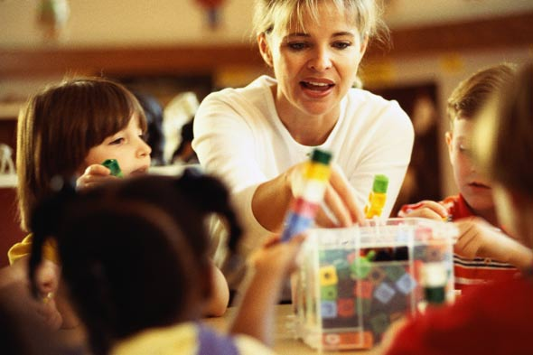 Two thirds of stay at home mums employ childcare to recharge their batteries