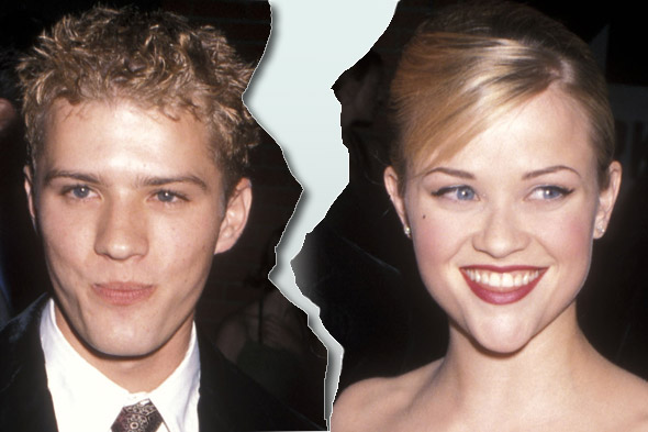 Reece Witherspoon and Ryan Phillippe