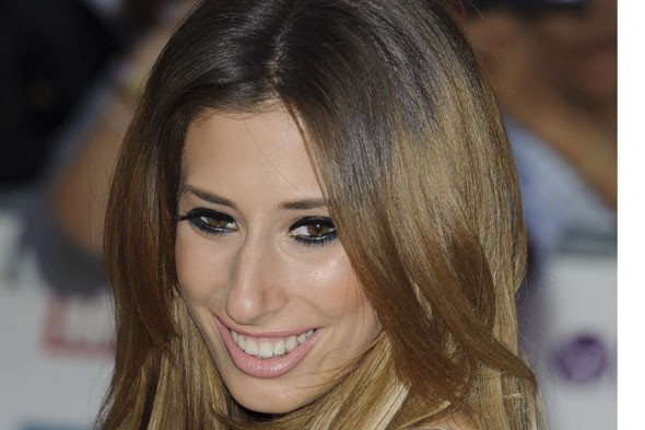 Stacey Solomon announces she is pregnant with baby no two