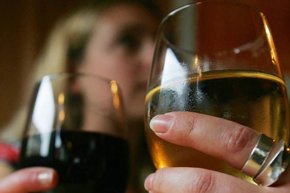 Kids as young as 12 are drinking NINETEEN glasses of wine a week
