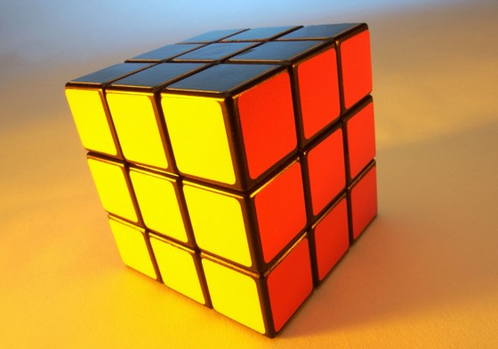 Rubik's Cube, 1980