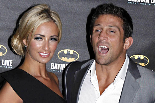 Alex Reid and Chantelle Houghton pregnancy news