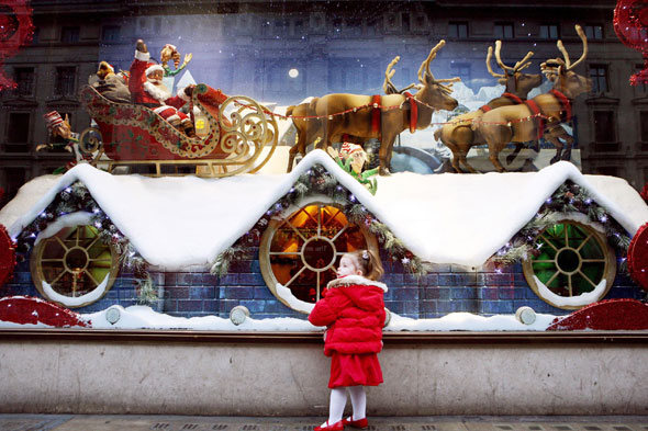 Christmas in the capital: what to see and where to go in London