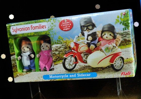 Sylvanian Families, 1987