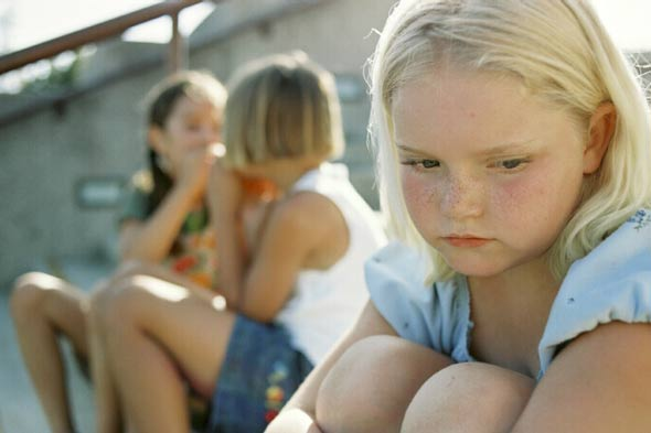 Young girls at risk of cruel comments '24 hours a day'.