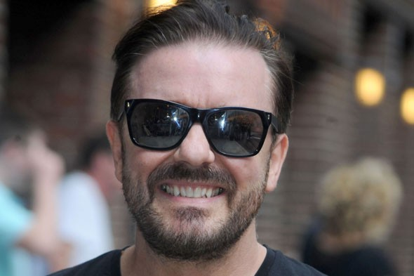 British kids have their ambitions stifled says Ricky Gervais
