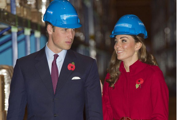 Kate Middleton pregnant claims after peantut paste refusal