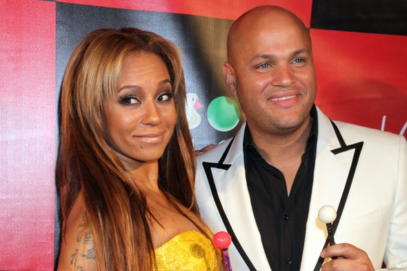 Mel B said to be 'disgusted' after ex 'holds daughter captive'