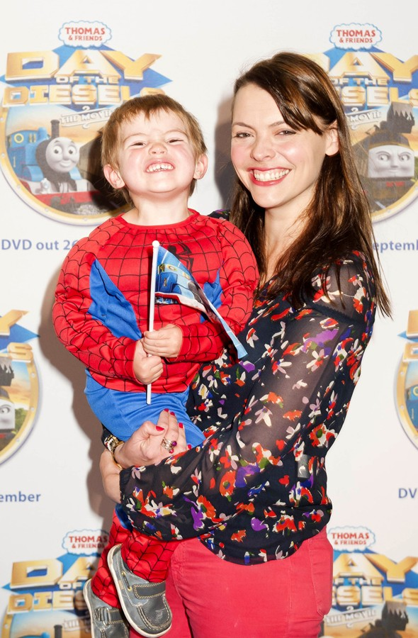 Kate Ford, mum to Otis