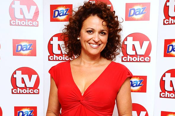 Nadia Sawalha: I'm so glad I have girls and not boys!