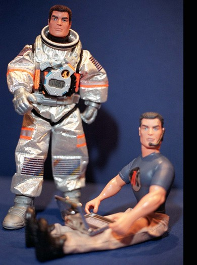 Action Man, 1966