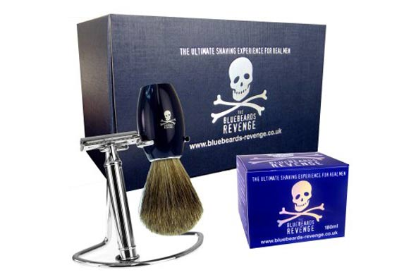 Win a Bluebeard's revenge gift set
