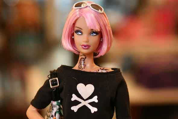 Tattoo Barbie: Are some toys a step too far?