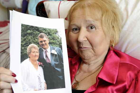 Adopted woman, 65, spent whole life thinking she was an only child discovers NINE siblings living minutes away