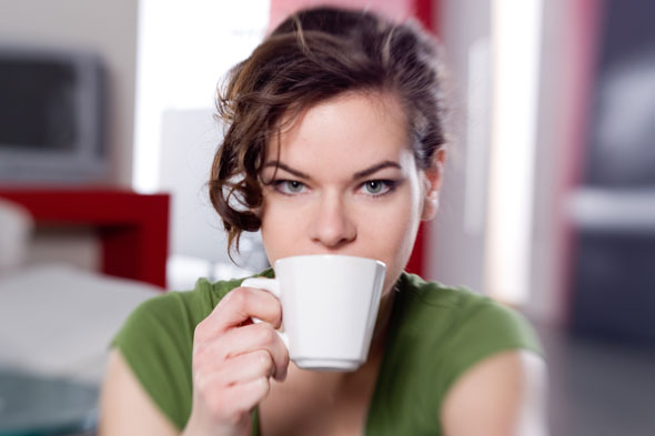 Mums warned over high street coffee shops' caffeine levels