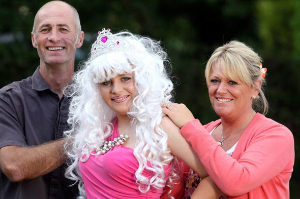 12-year-old crowned drag queen of the village