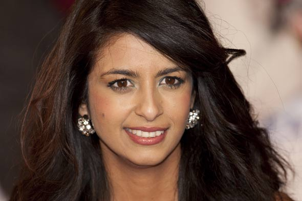 TV presenter Konnie Huq