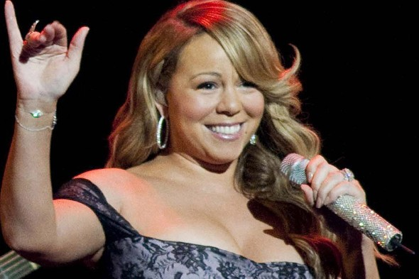 Mariah Carey has twins