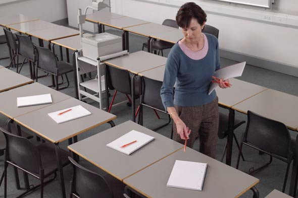 Teachers paid to 'cheat' exams and improve results
