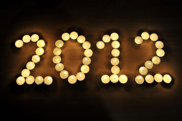 New Year's Resolutions 2012