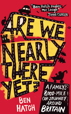 Are We Nearly There Yet book cover