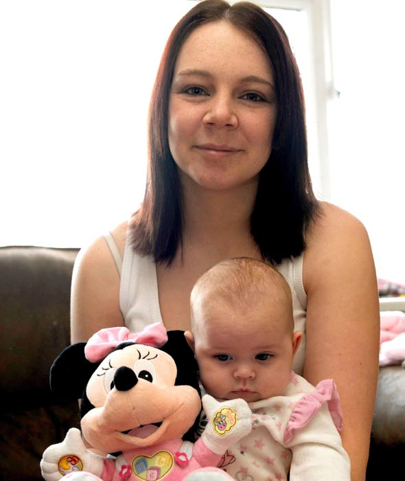 Minnie Mouse toy blurts out the F-word at three-month-old baby
