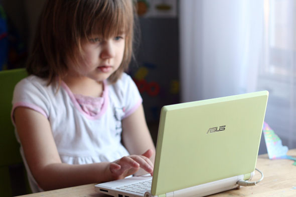 Children left feeling sad when they do not have internet access 