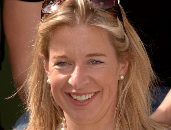 Former Apprentice star Katie Hopkins