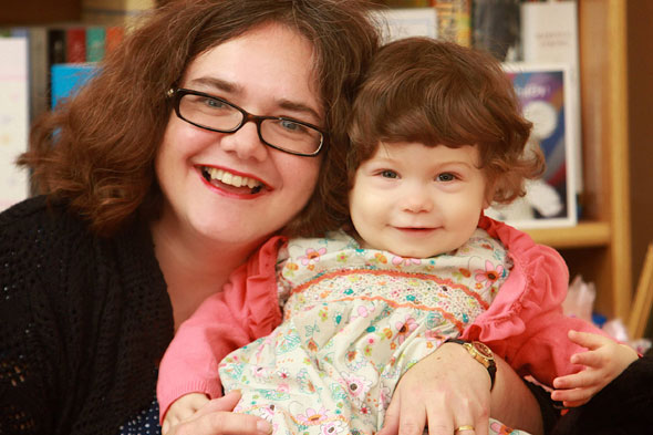 Our miracle baby cost us £40,000 - but she's worth every penny