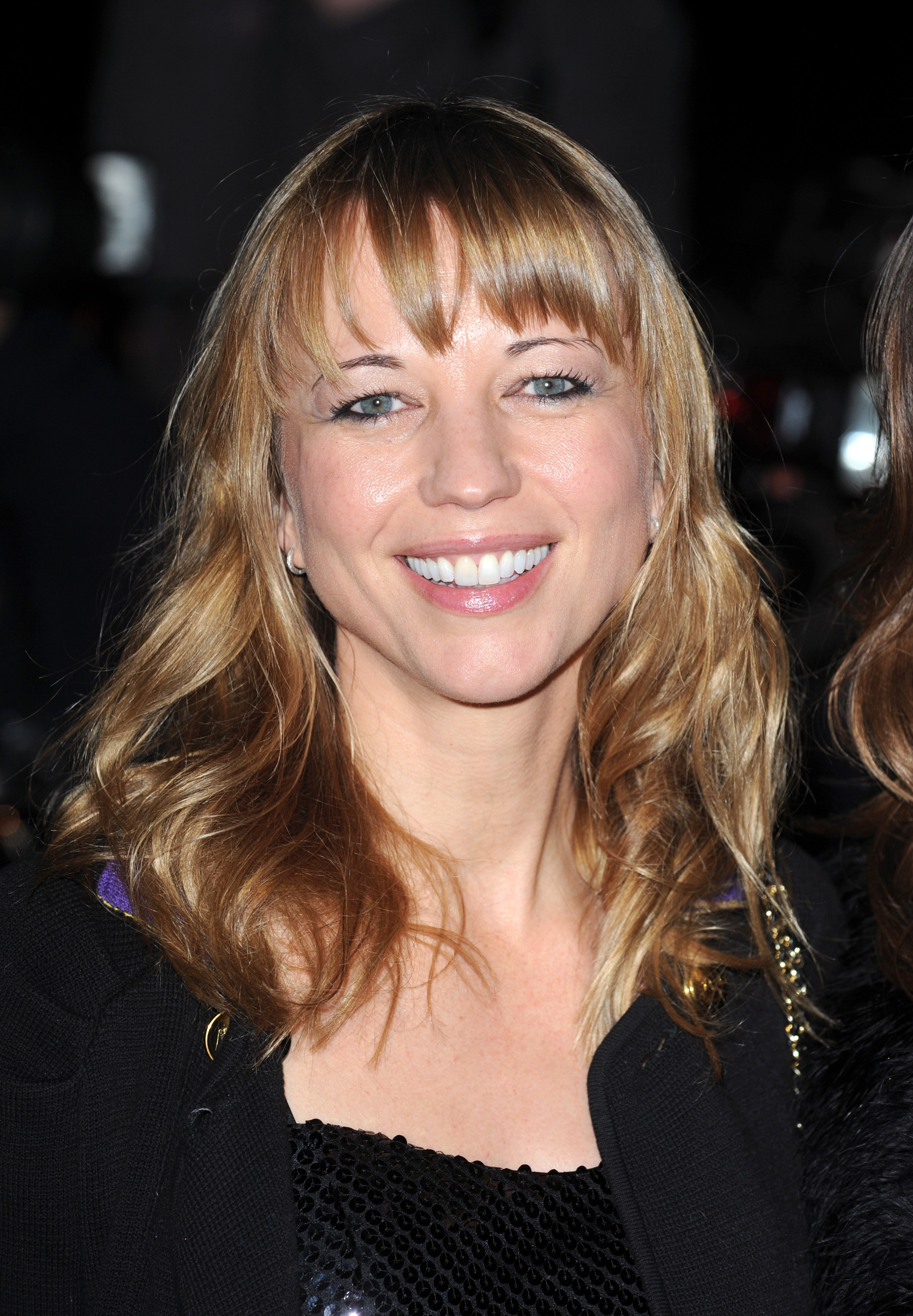 Sara Cox, mum to Lola, Isaac and Renee
