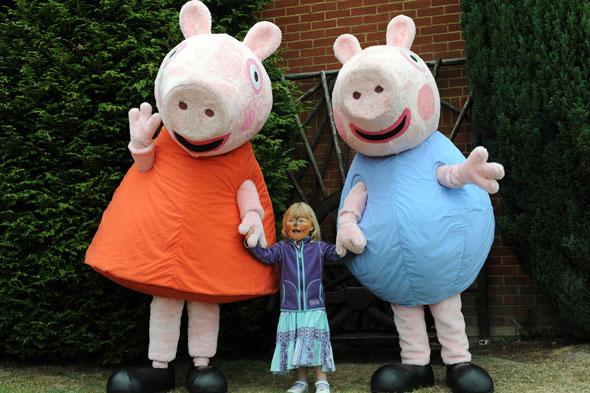 Is Peppa Pig is a bad influence on young children?