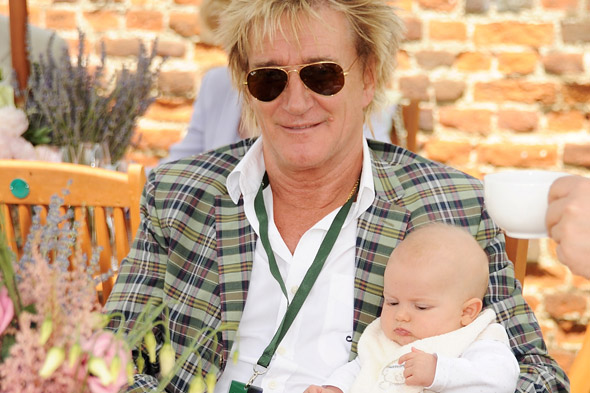 13 Celebrity Dads Who Had Children After 50 | Parents