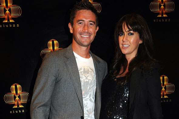 Sheree Murphy welcomes fourth baby