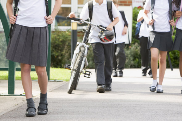 Boys should be able to wear skirts to school, says children's adviser