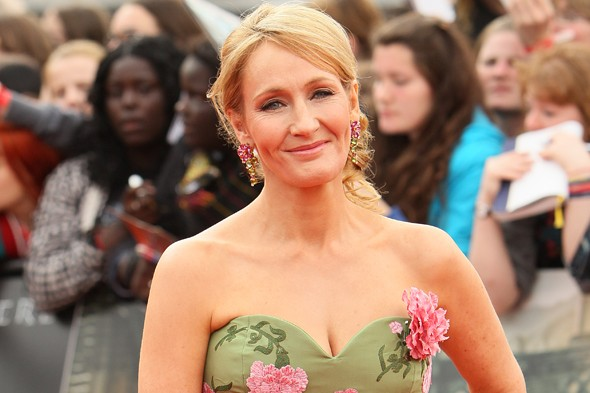 Goodbye Harry: JK Rowling to write first novel for adults