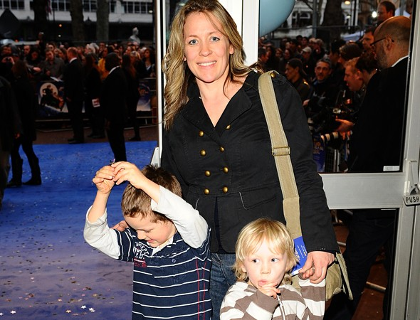 Sarah Beeny: Four boys? No problem, but I couldn't handle four girls!