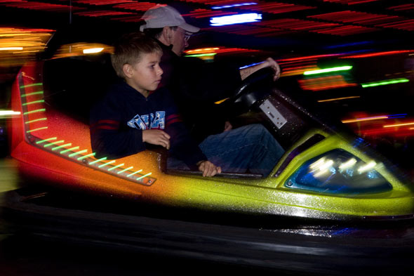 Butlins ban bumper cars from bumping!