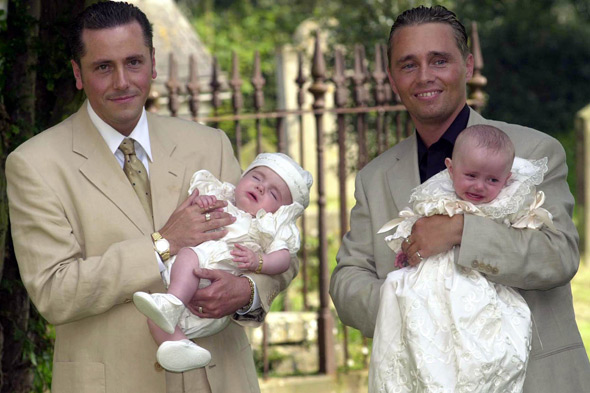 Britain's first gay dads set up surrogacy clinic for same-sex couples