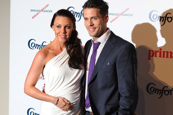 Michelle Heaton says pregnancy ruined her sex life