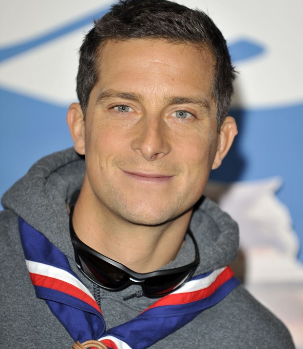 Bear Grylls: I really want a girl!