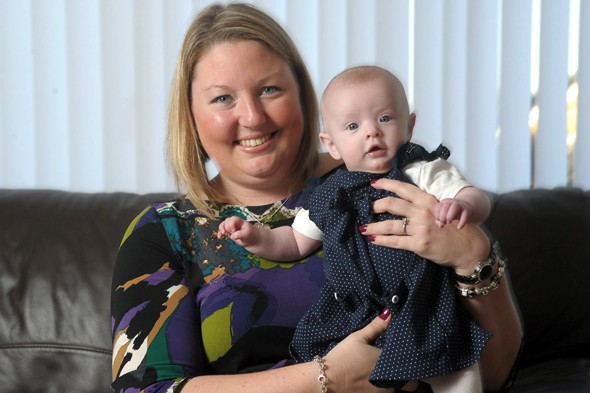 Medical miracle Olivia Norton astounds doctors by surviving despite being born without any blood