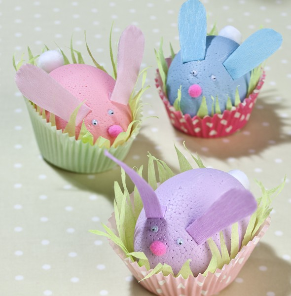 Easter Crafts: Step-By-Step Guides To Creating Your Favourite Children ...
