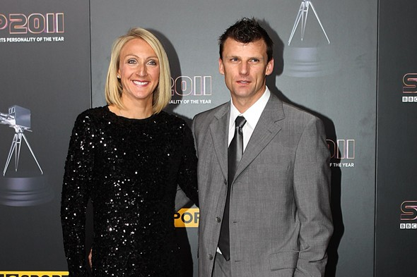 Paula Radcliffe: I was running again 12 days after giving birth!