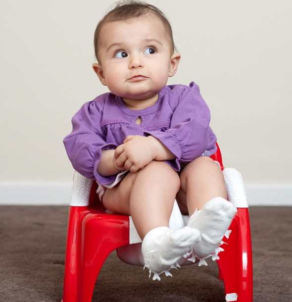 Potty Training After A New Baby