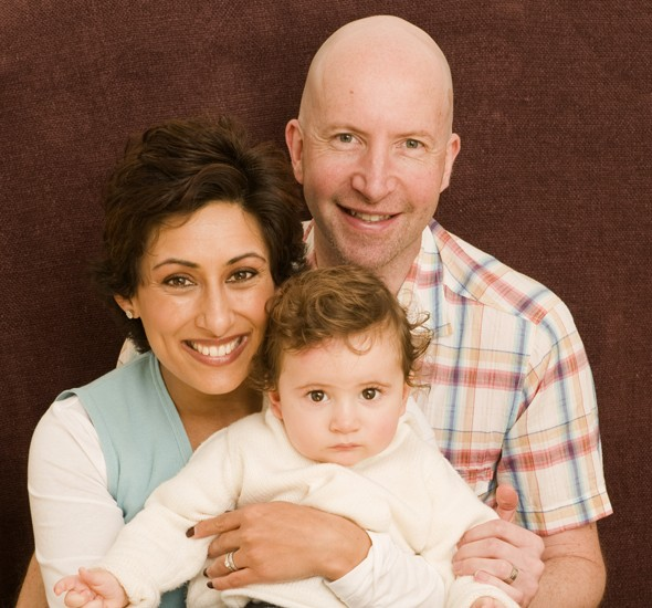 Saira Khan: My four-year-old son is a salesman in training!