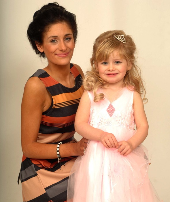 Three-year-old girl to parade in high heels and bikini in Britain's first baby beauty pageant