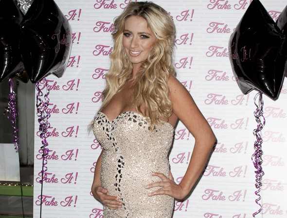 Have Chantelle Houghton and Alex Reid split?