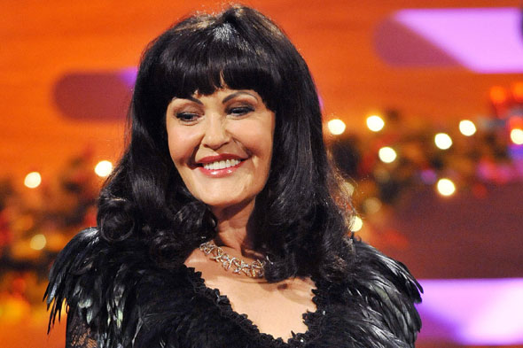 Dragons' Den star Hilary Devey tells of childhood rape
